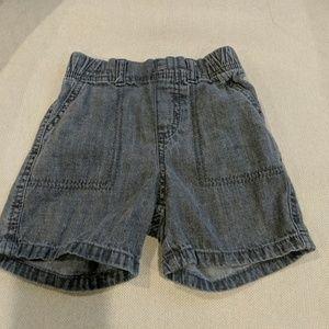 Circo dark grey shorts
